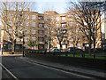 TQ3279 : Betsham House, Tennis Street, Southwark by Stephen Craven