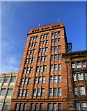 NO4030 : D C Thomson building, Dundee by Dan