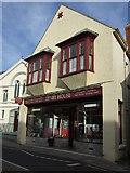 SM9537 : Tenby House in West Street by ceridwen