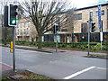 TL4556 : Pedestrian Crossing by Sandy B