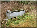 TL4556 : Old water trough by Sandy B