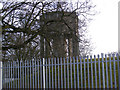 TM1443 : Stonelodge Water Tower by Geographer