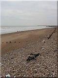 TQ2604 : Shoreham Naturist Beach by Simon Carey