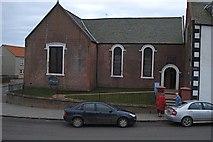 NT6779 : Dunbar Methodist Church by Morley Sewell