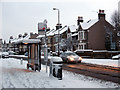 TQ4077 : No buses today! by Stephen Craven