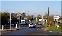 TQ6104 : Dittons Road, Stone Cross by Kevin Gordon