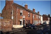 TF3243 : St.Ann's Lane by Richard Croft