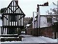 TL6706 : Church Lane in Writtle by Robert Edwards