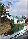 SO9095 : Bus shelter, Penn, Wolverhampton by Roger  Kidd