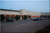 TQ7668 : King Charles Hotel, Brompton Rd, Gillingham by N Chadwick