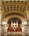 NS5666 : Kelvingrove Museum - organ recital by Lairich Rig