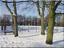 SO9095 : Muchall Park, Penn, Wolverhampton by Roger  Kidd