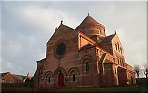 NS5036 : Saint Sophia's church, Galston by Dan
