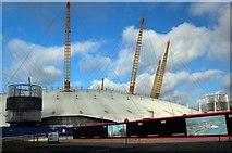 TQ3979 : The O2 Dome by Trevor Harris
