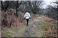 SD3992 : Footpath towards Rosthwaite Heights by Tom Richardson