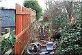 SO7943 : Guardian of the rubbish by Bob Embleton