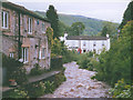 SD9672 : Dowber Gill Beck in spate by Stephen Craven