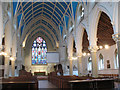 TQ4076 : Interior of St James's church by Stephen Craven