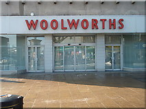TL1998 : Woolworths, Bridge Street, Peterborough by Michael Trolove