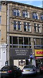 SE1633 : Mechanics' Institute Library - Kirkgate by Betty Longbottom