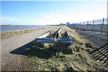 SD3444 : Wyre Way Footpath by Bob Jenkins