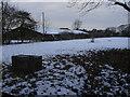 TL6356 : Farm buildings by Hugh Venables
