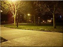 NZ2465 : Brandling Park by Stephen Sweeney