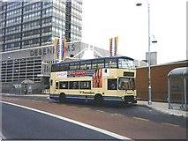 SU1584 : Fleming Way Bus Stop by David Roberts