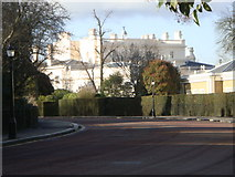 TQ2882 : St John's Lodge, Regent's Park by Sheila Madhvani