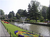 SE3238 : Roundhay Park by Kevin Rushton