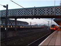 SE5703 : Doncaster station by Ashley Dace