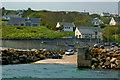 B6816 : Leabgarrow Harbour on Arranmore Island by Joseph Mischyshyn