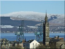 NS2776 : Greenock and the Clyde by Thomas Nugent