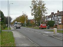 SK6443 : Church Road, Burton Joyce by Alan Murray-Rust