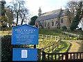 SK6544 : Bulcote Holy Trinity Church by Alan Murray-Rust