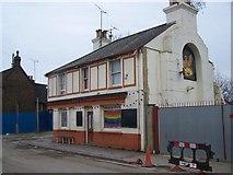 TQ5474 : The Phoenix Pub, Dartford by David Anstiss