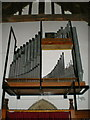 SD9772 : St Mary's Church, Kettlewell, Organ by Alexander P Kapp