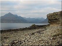 NG5113 : Beach at Elgol by Callum Black
