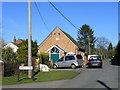 TL1052 : Baptist Chapel by Stuart Shepherd