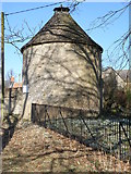 SP9277 : Dovecote at Cranford St Andrew by Michael Trolove
