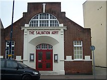TQ5474 : The Salvation Army Church by David Anstiss