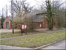 TM0843 : Hintlesham & Chattisham Community Hall by Geographer