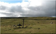 SD8965 : Path junction, Dean Moor by Gordon Hatton