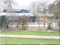 TQ1773 : The German School, Petersham by Colin Smith