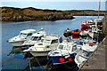 B7923 : Bunbeg Harbour by Joseph Mischyshyn