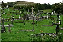 B9130 : Gortahork - Cemetery by Joseph Mischyshyn
