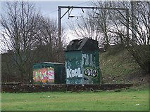 NS5566 : Glasgow doo hut by Thomas Nugent