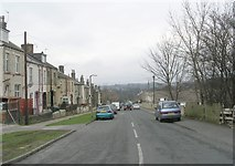 SE1734 : Harrogate Street - Otley Road by Betty Longbottom