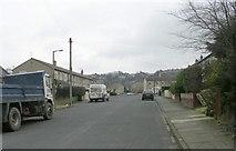SE1734 : Harrogate Terrace - Harrogate Street by Betty Longbottom