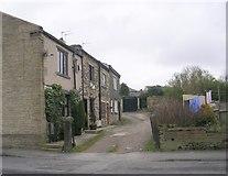 SE1734 : Green Terrace - Idle Road by Betty Longbottom
